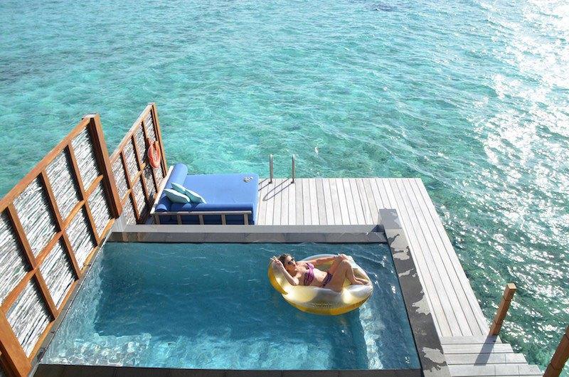 lua de mel nas Ilhas Maldivas