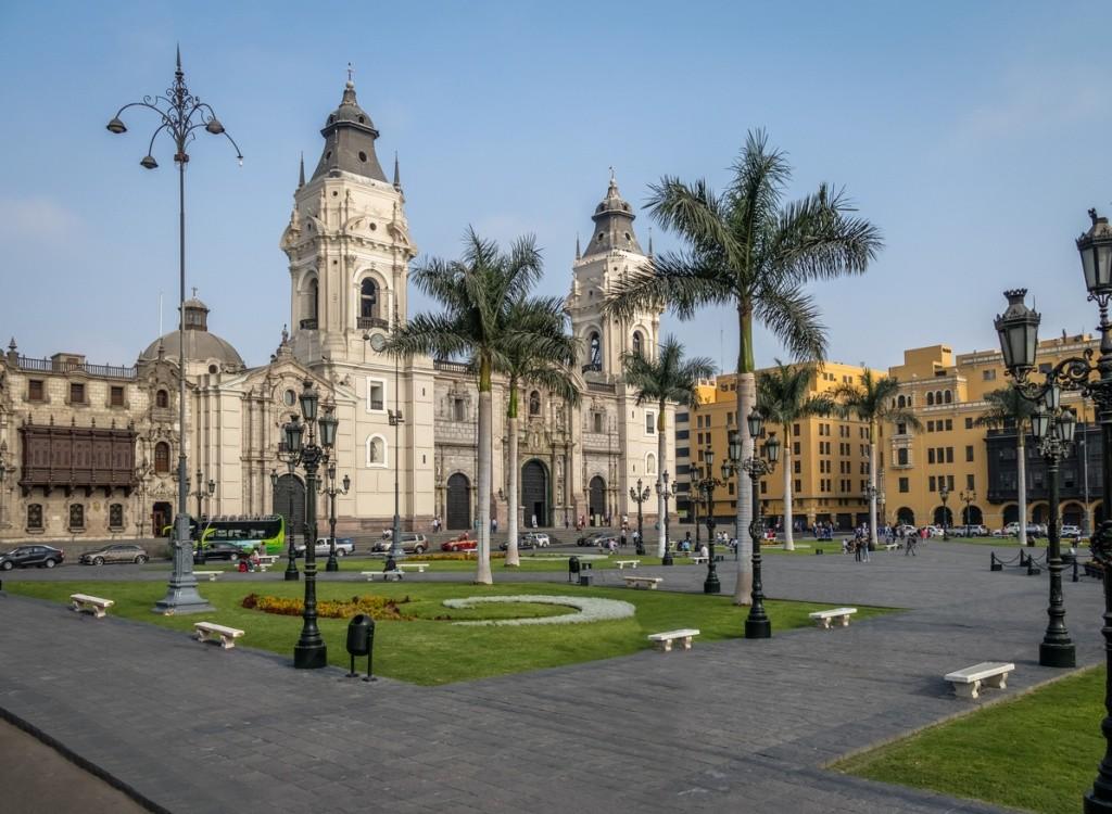 Passagens Aéreas ida e volta para Lima a partir de R$ 1.577