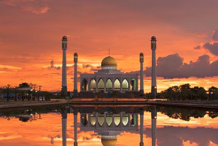 Thailand Mosque