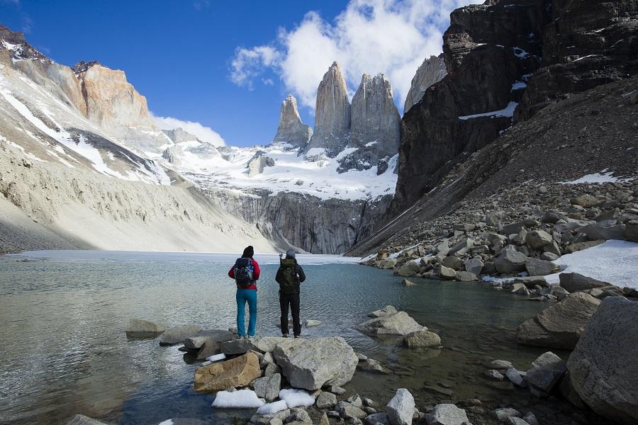 Torres Del Paine national park, Chile, Patagonia photo:Adam Clark