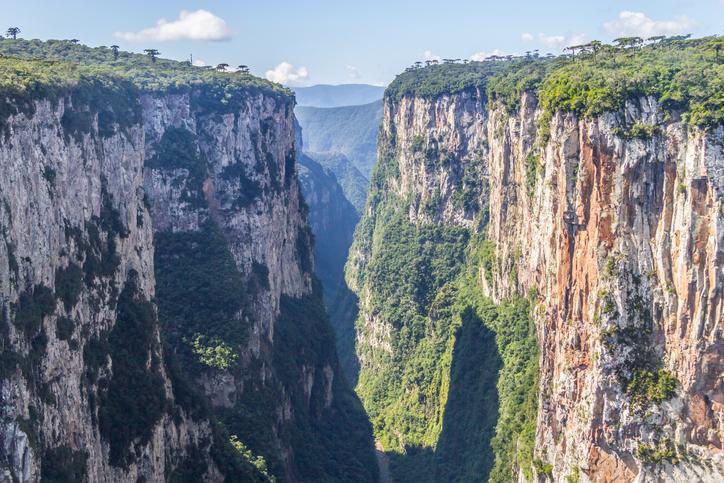 Itaimbezinho Canyon, Cambara do Sul, Rio Grande do Sul, Brazil