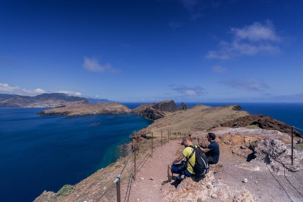 Foto via Turismo da Madeira