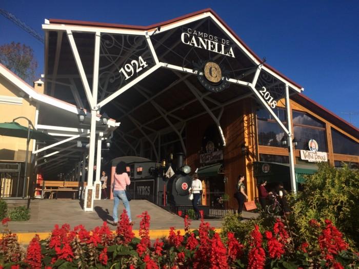 Foto por Estação Campos de Canella / Divulgação