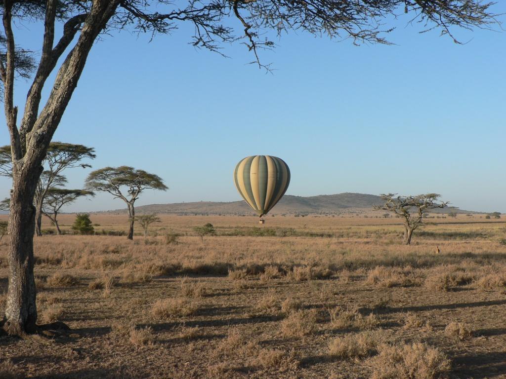 Foto via Tanzania Tourism/ Divulgação
