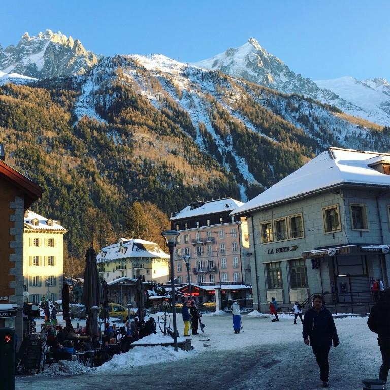 Como é Chamonix Mont Blanc