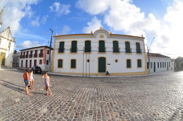 Foto cedida pelo Banco de Dados da Prefeitura de São Cristóvão
