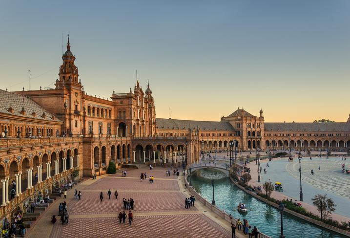 Seville Plaza Mayor