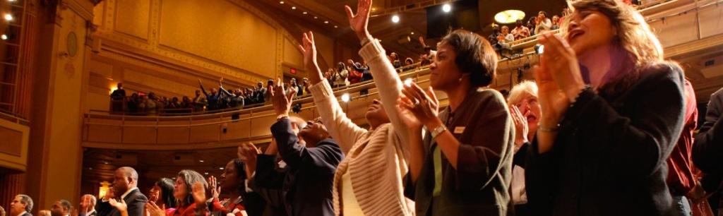 Foto por reprodução brooklyntabernacle.org/