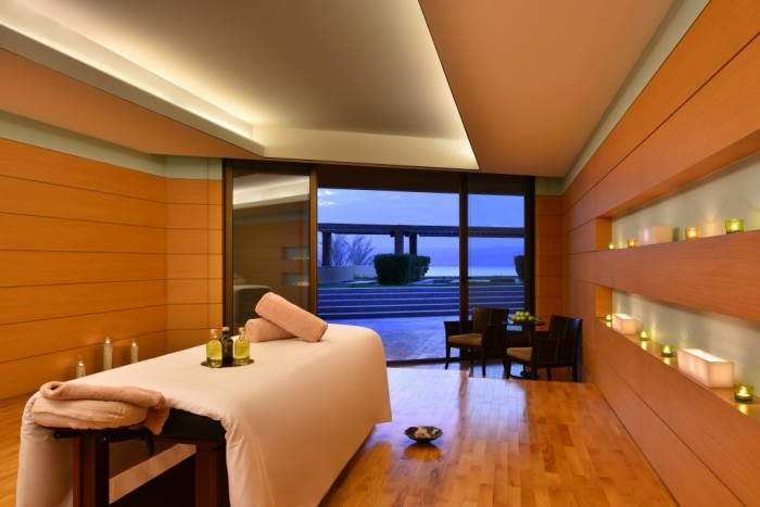 Foto por Kempinski Hotel Ishtar Dead Sea / Divulgação