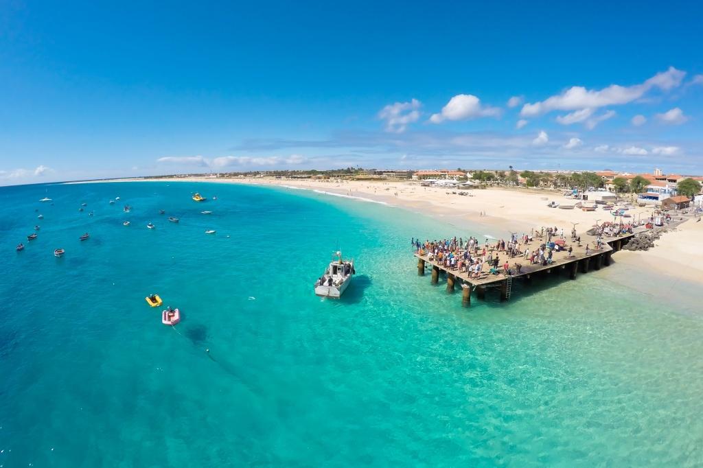Foto por Turismo de Cabo Verde