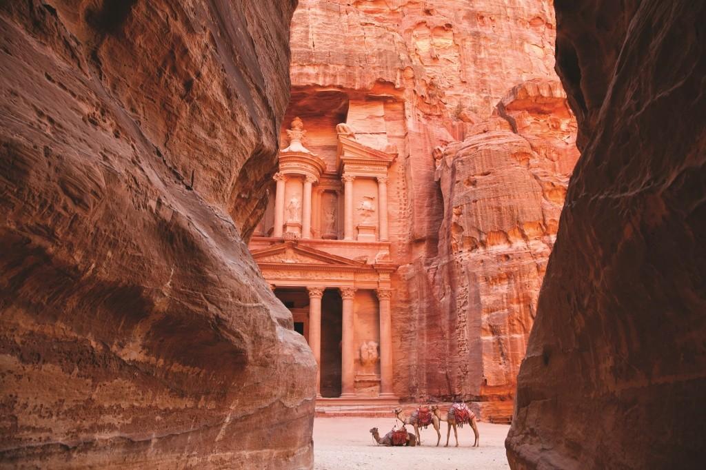 Jordânia Petra