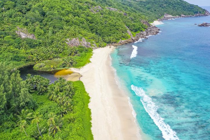 natureza Seychelles