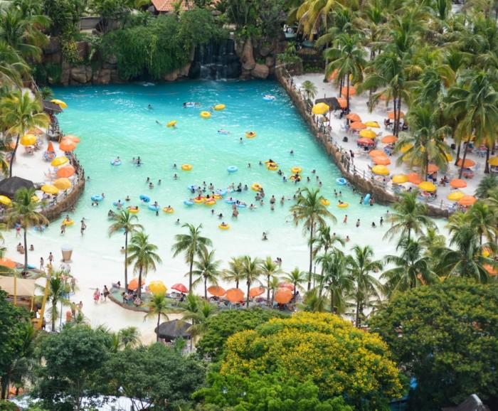 Foto por Rafael Almeida / Divulgação Enjoy Olímpia Park Resort