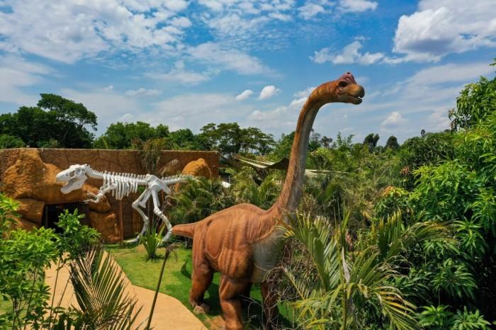Foto por Divulgação Vale dos Dinossauros