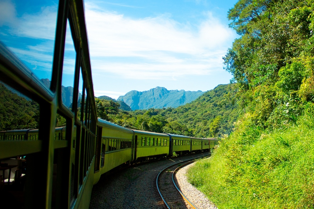 Foto por Serra Verde Express