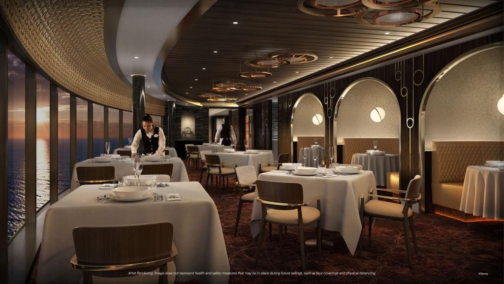 Palo Steakhouse. Foto por Disney / Divulgação