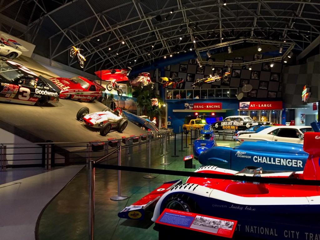 Motorsports Hall of Fame of America. Foto por Patrícia Chemin