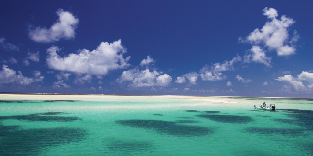 Foto por Alphonse Island